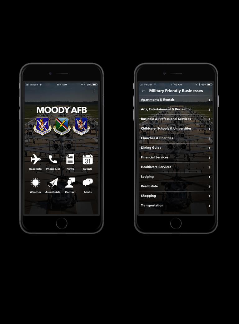 Moody DoubleScreen